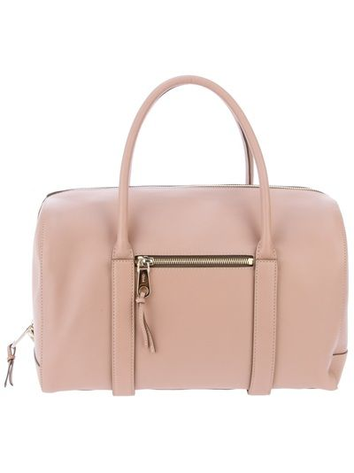 Chloe Madeleine Duffle Bag in Tu Tu. Available from Changing Room on Far Fetch.