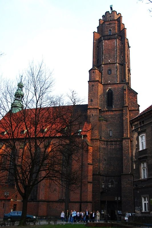 The Catholic All Saints Church, Gliwice, Poland Copyright: Artur Hensoldt