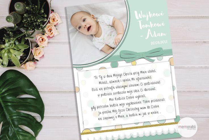 Plakat z podziękowaniami dla Matki / Ojca Chrzestnego.   #plakat #chrzest #święty #prezent #na #Ścianę #grafika #obrazek #dla #dziecka #pokój #pamiątka #handmade #chrzestna #chrzestny #poster #baptism #baby #pokojdziecka #memorabli #podziekowanie
