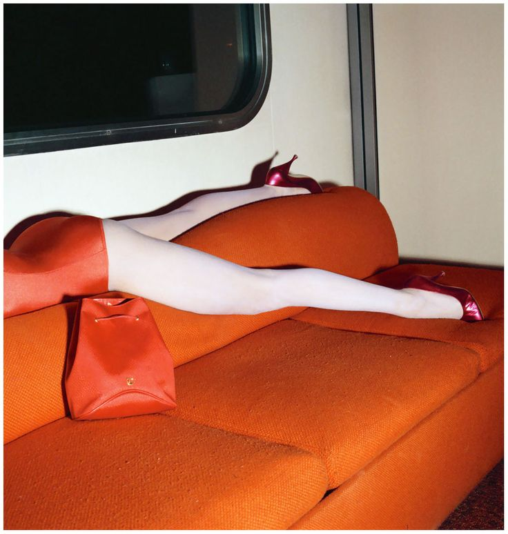 Photo Photo Guy Bourdin – Guy Bourdin's archive Circa 1978