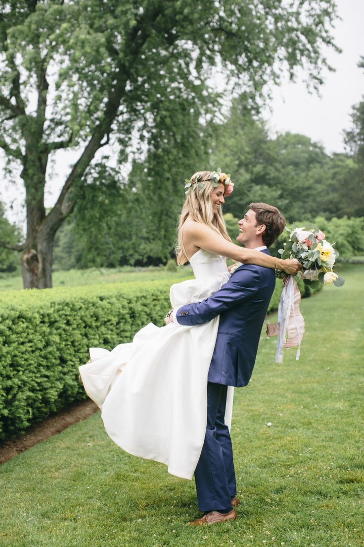 Fun filled garden wedding: Photography: Kate Preftakes Photography - preftakesphoto.com   Read More on SMP: http://www.stylemepretty.com/2016/10/20//
