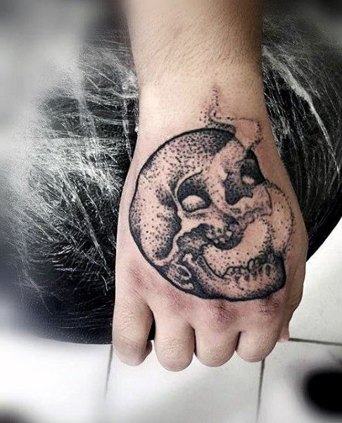 smoke tattoo pictures - 486×600