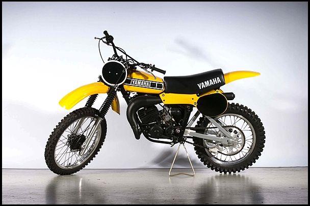 1979 Yamaha YZ 125 | Mecum Auctions