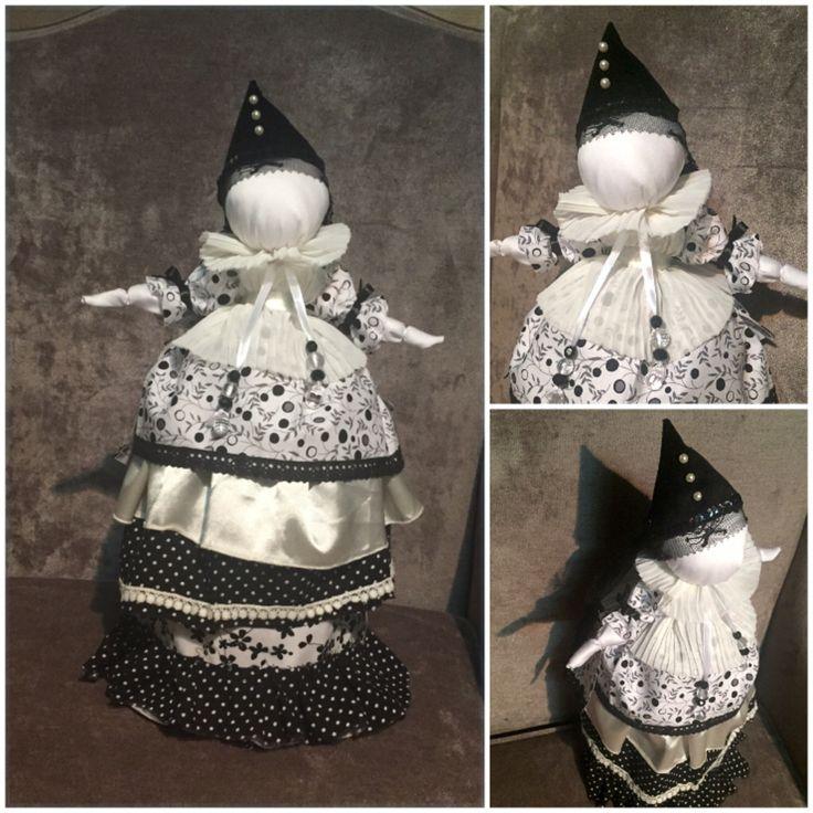 #art #handmade #doll #antique #vintage #design #pierretteru #творчество #арт #дизайн #ручнаяработа #мастеркласс #куклы #тряпичнаякукла #текстильнаякукла #народнаякукла #авторскаякукла #Пьеретта #Коломбина #Арлекина