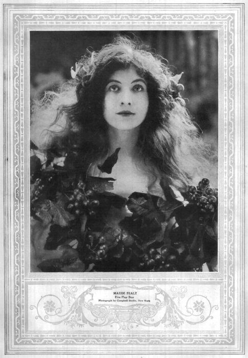 Maude Fealy (March 4, 1883 – November 9, 1971) was an American stage and film actress who appeared in nearly every film made by Cecil B. DeMille in the post silent film era