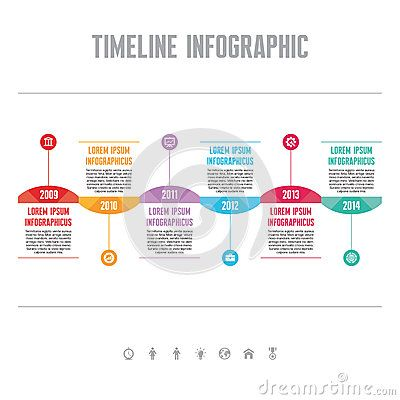Best Timelines Images On   Timeline Infographic And