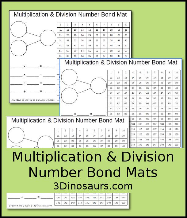 17 best images about multiplication and division on pinterest math facts multiplication and. Black Bedroom Furniture Sets. Home Design Ideas