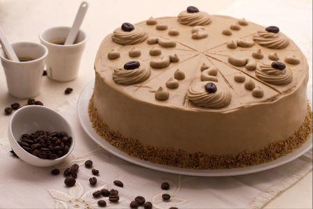torta fredda al caffe bimby