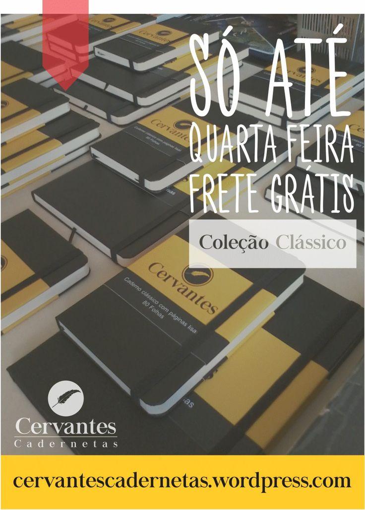 #cervantes #cadernetas #promoção #desenho #rabisco