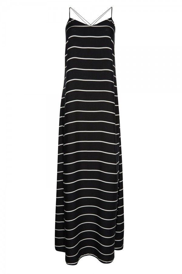 Primark Trapeze Stripe Maxi, £13