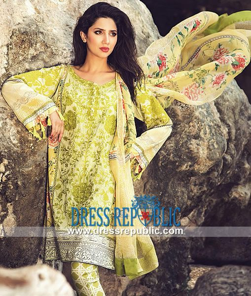 Pakistani Lawn Suits from Elan Lawn 2014 in Quebec, Canada  Shop Pakistani Lawn Suits from Elan Lawn 2014 in Quebec, Canada at Affordable Prices. We Deliver Worldwide. by www.dressrepublic.com