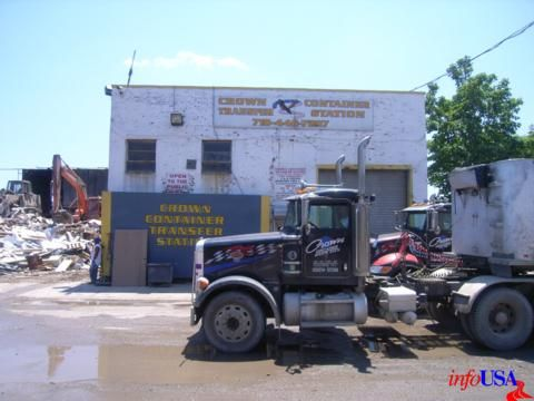 ny garbage company | CROWN CONTAINER CO Garbage Collection