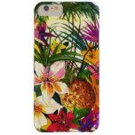 Tropical Palms Hibiscus iphone case
