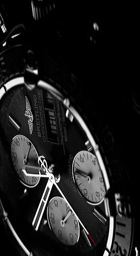 Breitling. I GIVE THANKS THAT I AM BEAUTIFULLY AND APPROPRIATELY CLOTHED WITH THE RICH SUBSTANCE OF GOD.