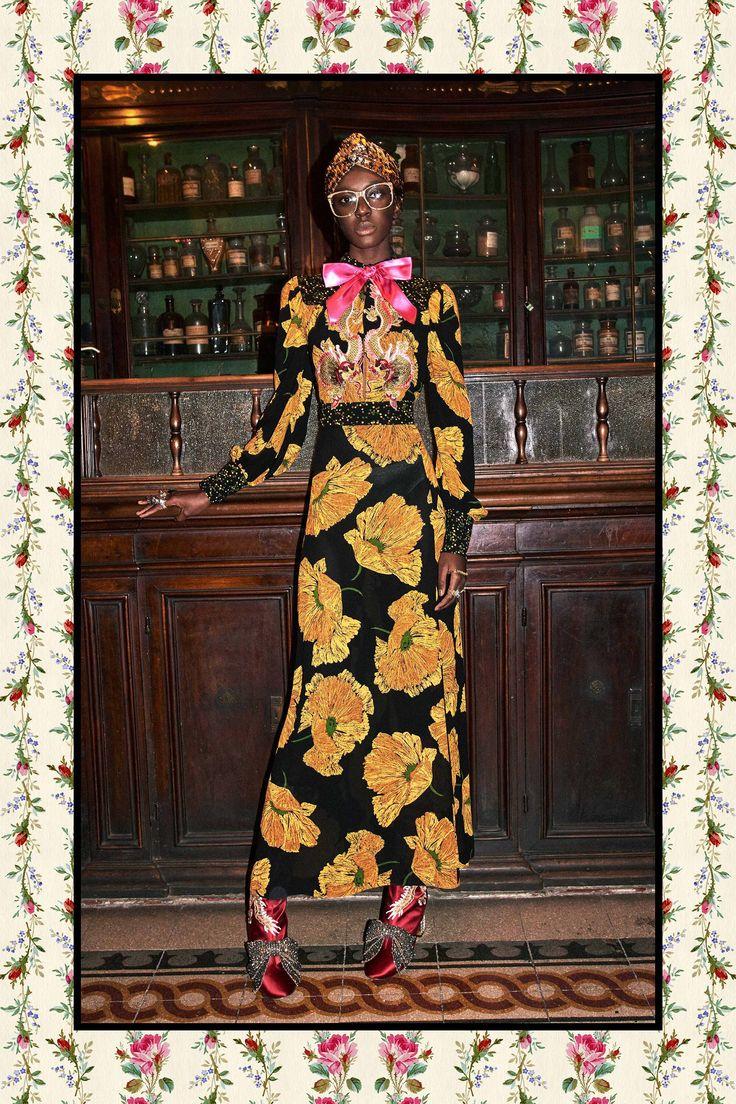 Gucci - Pre-Fall 2017