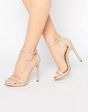 Кожаные сандалии New Look