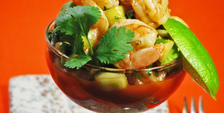 Traditional Mexican Shrimp Cocktail Recipe Cocktail Shrimp Recipes Mexican Shrimp Cocktail Recipe Mexican Shrimp Cocktail