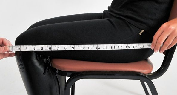 English Saddle Fit-Measuring Your Seat Size