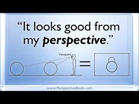 """What Is Perspective?short intro to a book that proposes perspective as more than just a """"technique of representing a 3-dimensional subject on a 2-dimensional surface."""""""