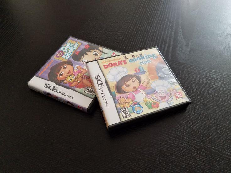 Nintendo DS Nickelodeon Girls Set