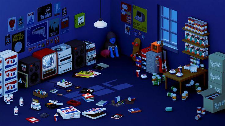 The Loner   Sticky Monster Lab
