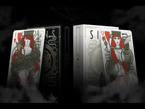 Playing Cards by Giovanni Meroni
