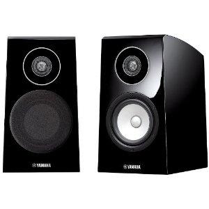 Yamaha NS-B750 Effekt Lautsprecher System (2-Wege Regallautsprecher, 120W max., 1 Stück) klavierlackschwarz: Amazon.de: Audio & HiFi