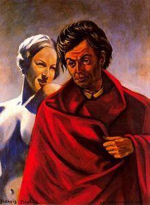 Le juif errant - (Francis Picabia)