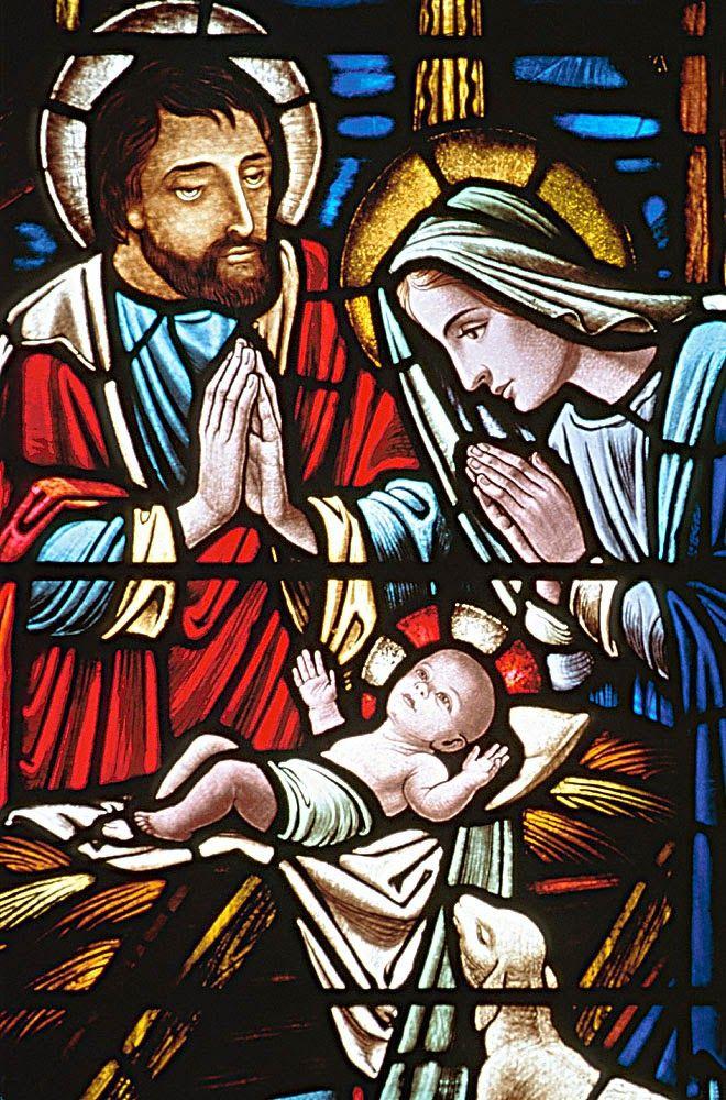 Prières catholiques | Hymne pour la Nativité de saint Ephrem |    Joseph embrassait  le Fils du Père céleste  comme un nouveau-né  et il le servait comme son Dieu....