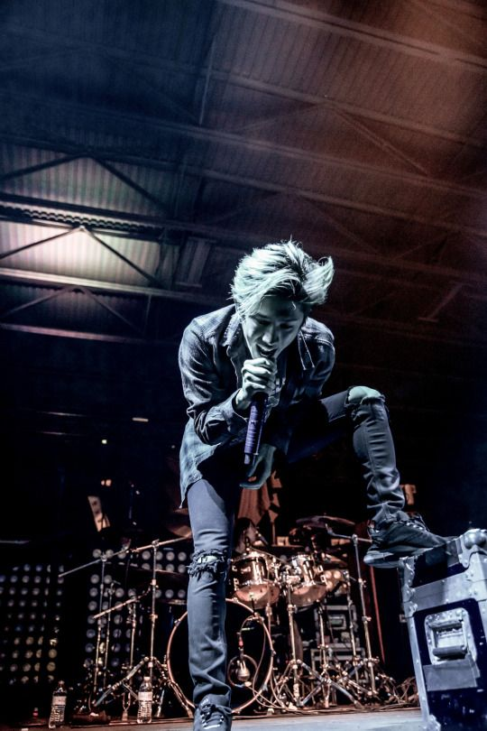 "silverphires: "" Amazing photos of Taka!! Sadly none of Tomo :( Indianapolis, IN 2015 Credit: Meredith Szturm """