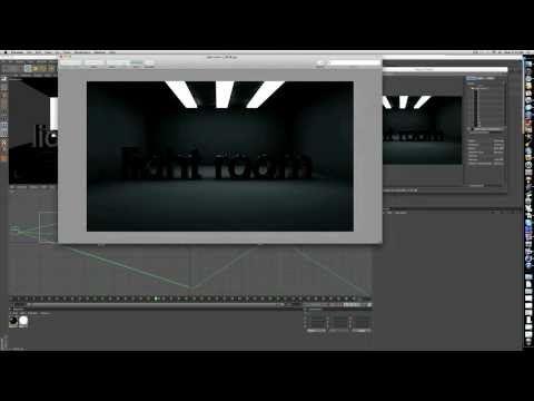 Professional Light Setup Tutorial // Cinema 4d