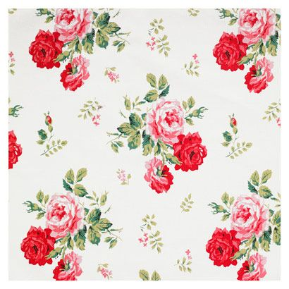 Also love catch kidsons antique cotton rose but would it work as a wallpaper?? X                                                                                                                                                                                 More