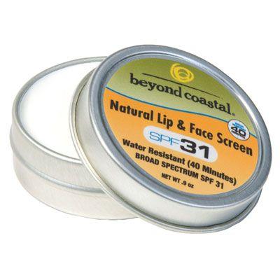 Natural Lip & Face Screen SPF 31 - $6.99