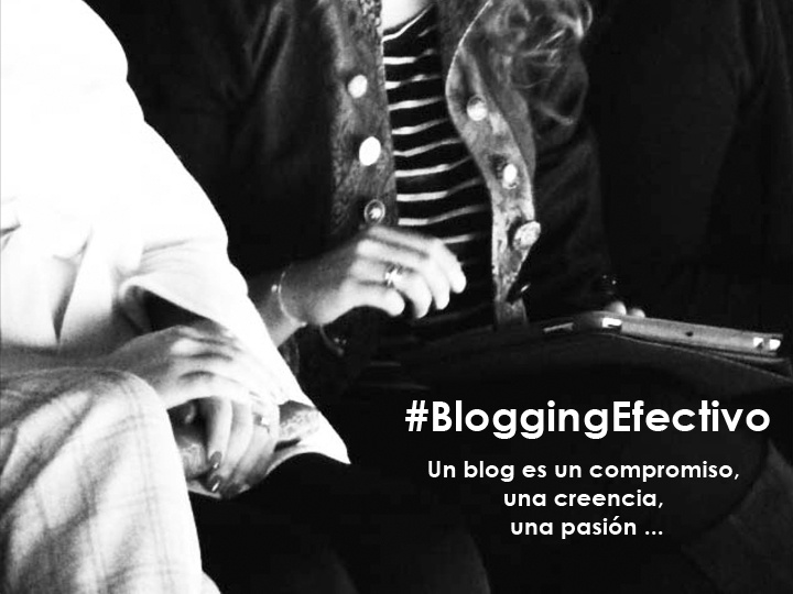#BloggingEfectivo