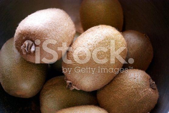 Freshly picked ripe Kiwifruit Background royalty-free stock photo