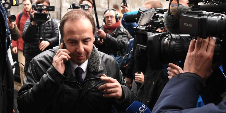 """Jean-Christophe Lagarde, le président de l'UDI, a expliqué au Parisien que, sans être """"macroniste"""", sa formation pourrait travailler avec Emmanuel Macron."""