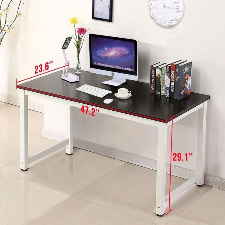 2019 Home Office Computer Workstation Desk - Best Furniture Gallery Check more at http://www.shophyperformance.com/home-office-computer-workstation-desk/