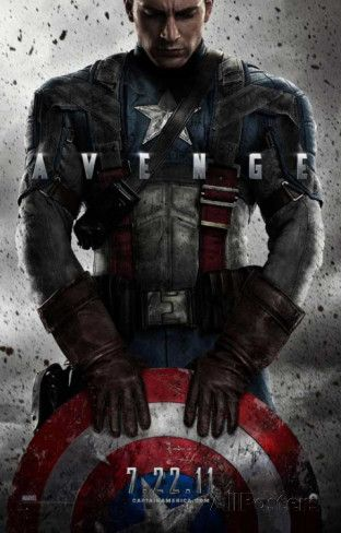 Captain America: The First Avenger Affiches sur AllPosters.fr