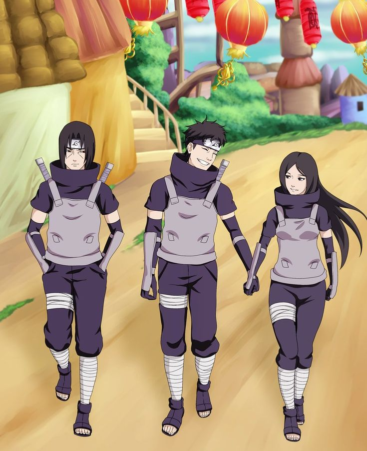 I think we should find a girlfriend for Itachi too, don't you think?? Shisui, Amaterasu and Itachi
