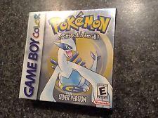 POKEMON SILVER VERSION GAME BOY COLOR GBC 2000 Nintendo NEW FACTORY SEALED Mint  get it http://ift.tt/2eGY5Rt pokemon pokemon go ash pikachu squirtle