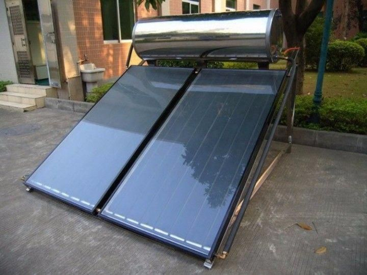 Solar Water Heater Refurbished 300 Liter With A 10 Year Warranty Solarpanels Solarenergy Solarpower Solargenerator Solarpanel Solar Panels Solar Solar Heating