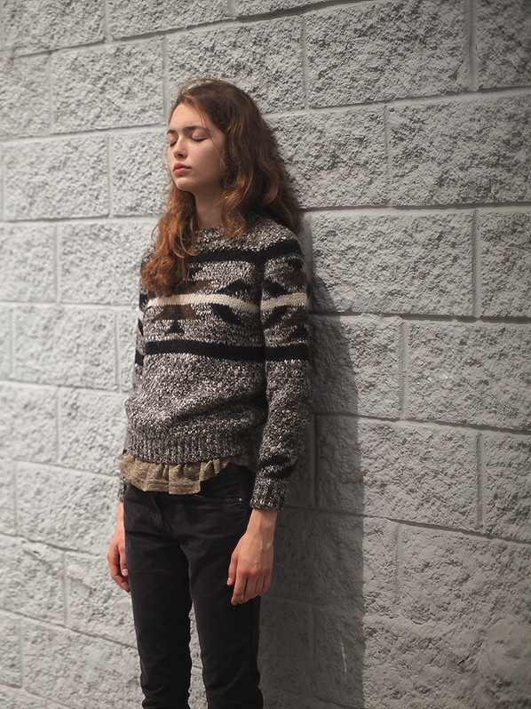 Isabel Marant Ouda Wyoming knit sweater