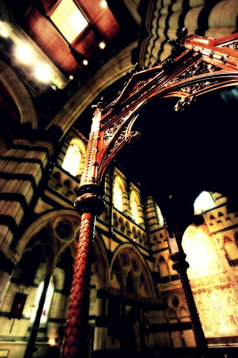 St Paul's Cathedral, Melbourne.