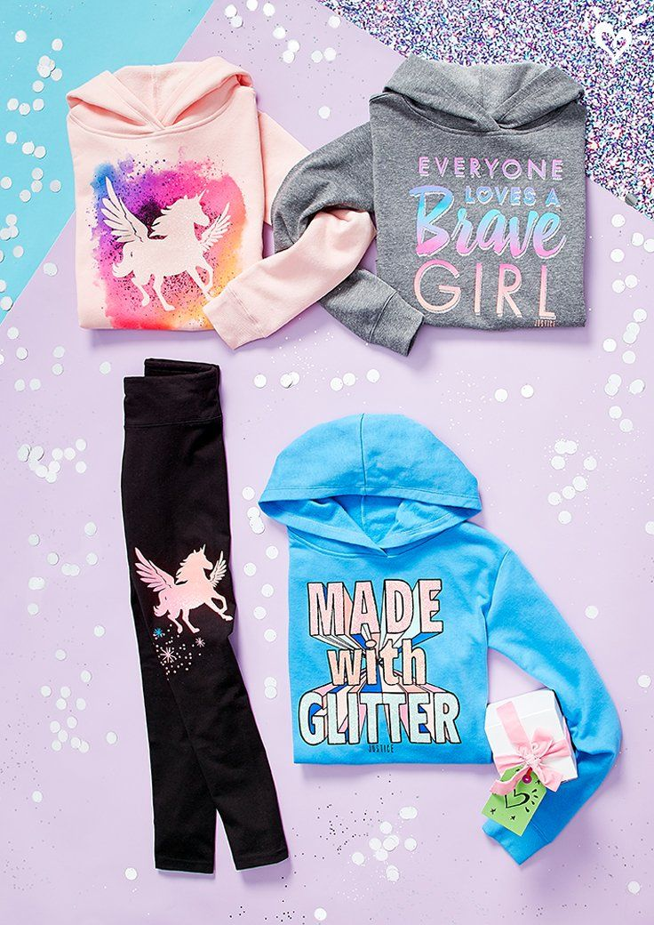 Style That Speaks For Itself Justice Clothing Outfits Cute Outfits For Kids Justice Girls Clothes