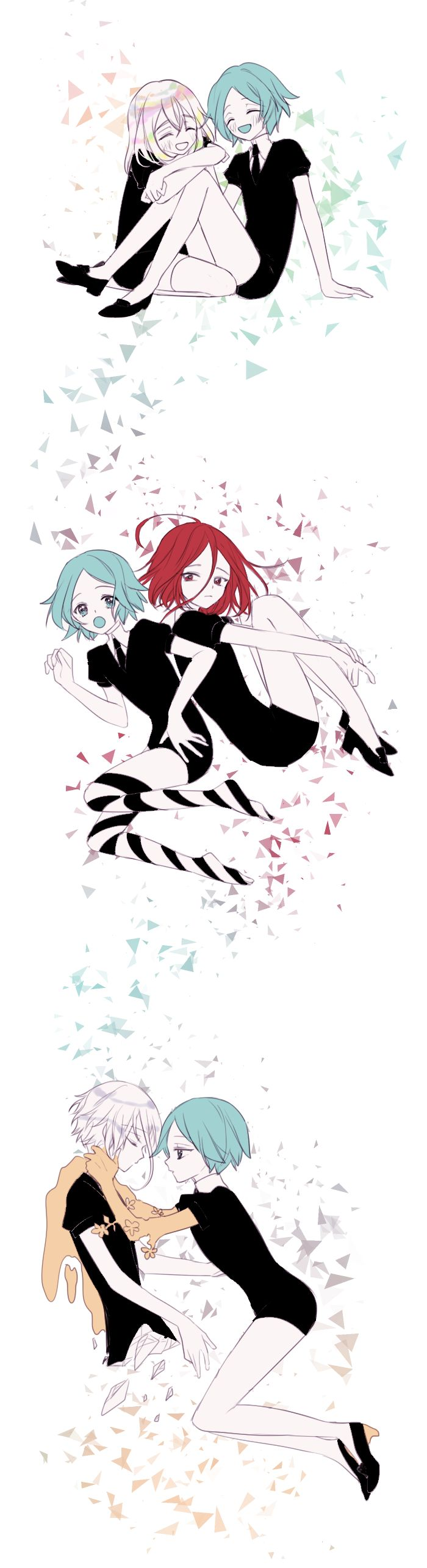 Land of the Lustrous.
