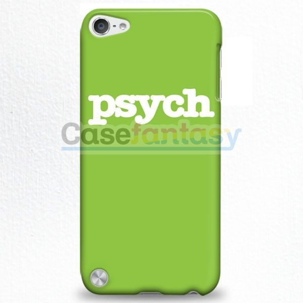 Psych Tv Series iPod Touch 5 Case | casefantasy