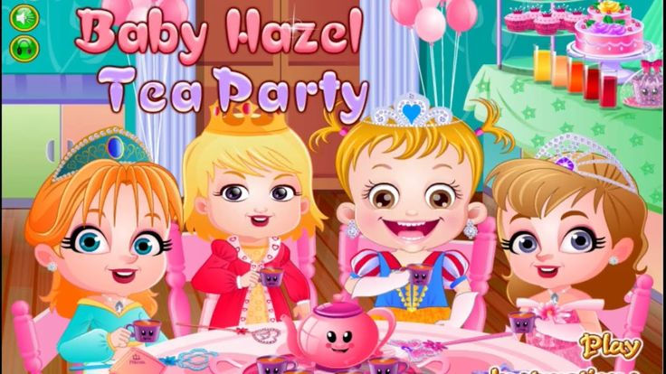 BABY HAZEL - Tea Party - SUBSCRIBE •••• SUBSCRIBE TO MY CHANNEL •••• www.youtube.com/user/1familygames
