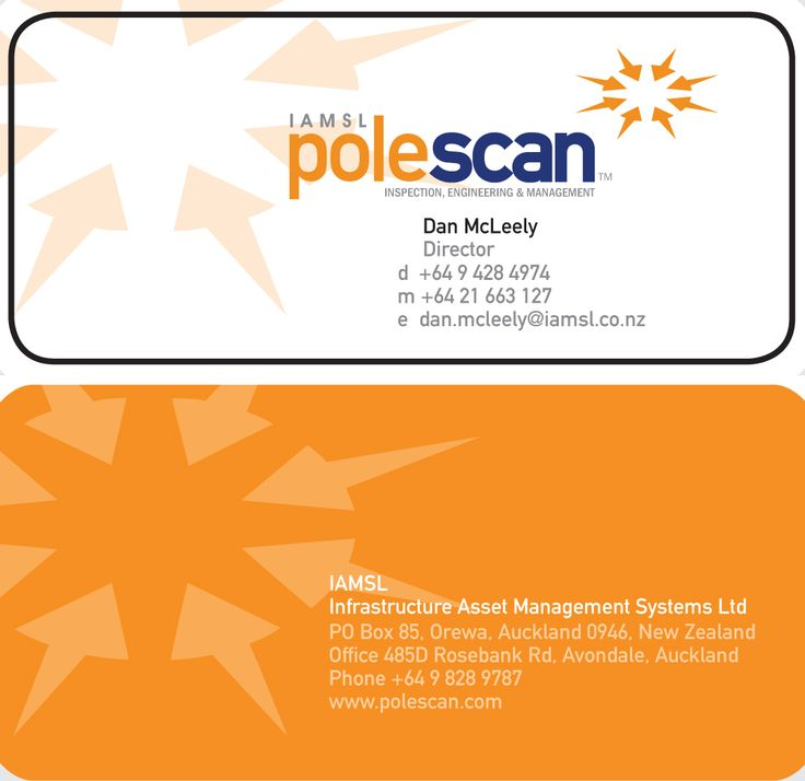 Re layout from standard card size to die cut shape for Polescan