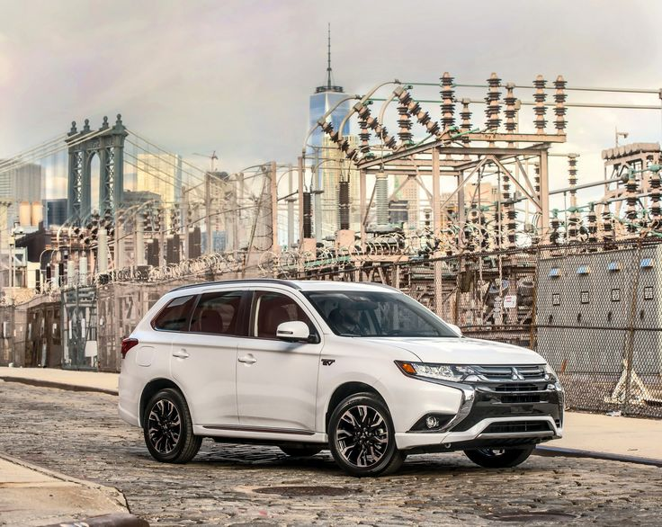 2018 Mitsubishi Outlander PHEV Lands In The U.S. From $35,535