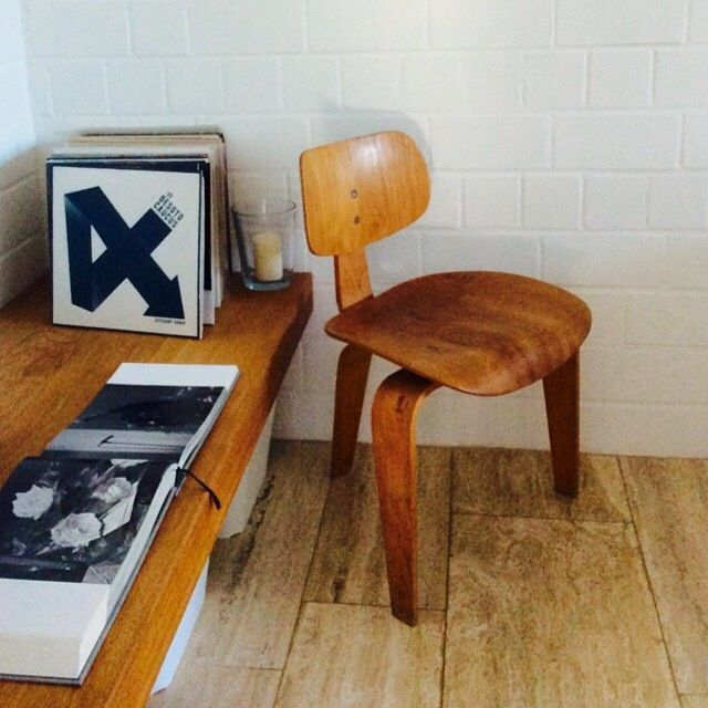 Egon Eiermann chair/ S42